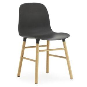 Form-chair-oak-black