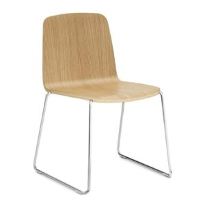Just-dining-chair-Oak-chrome-by-Normann