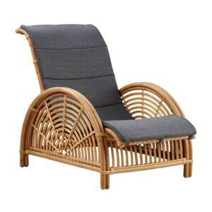 Paris-Lounge-chair-Rattan-With-seat-cushion