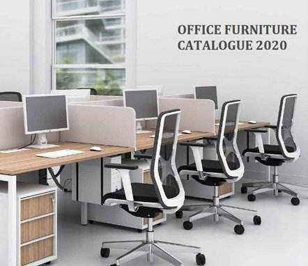 Office furniture catalogue by Fabiia