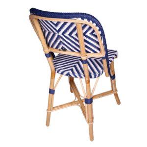 Chambord-S-white-ultramarine-blue-Rattan-Side-Chair-02