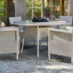 Safi-dining-table-dia120-outdoor-LS01
