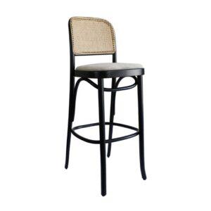 811-Barstool-Bent-wood-seat-Upholstery-Ton-05